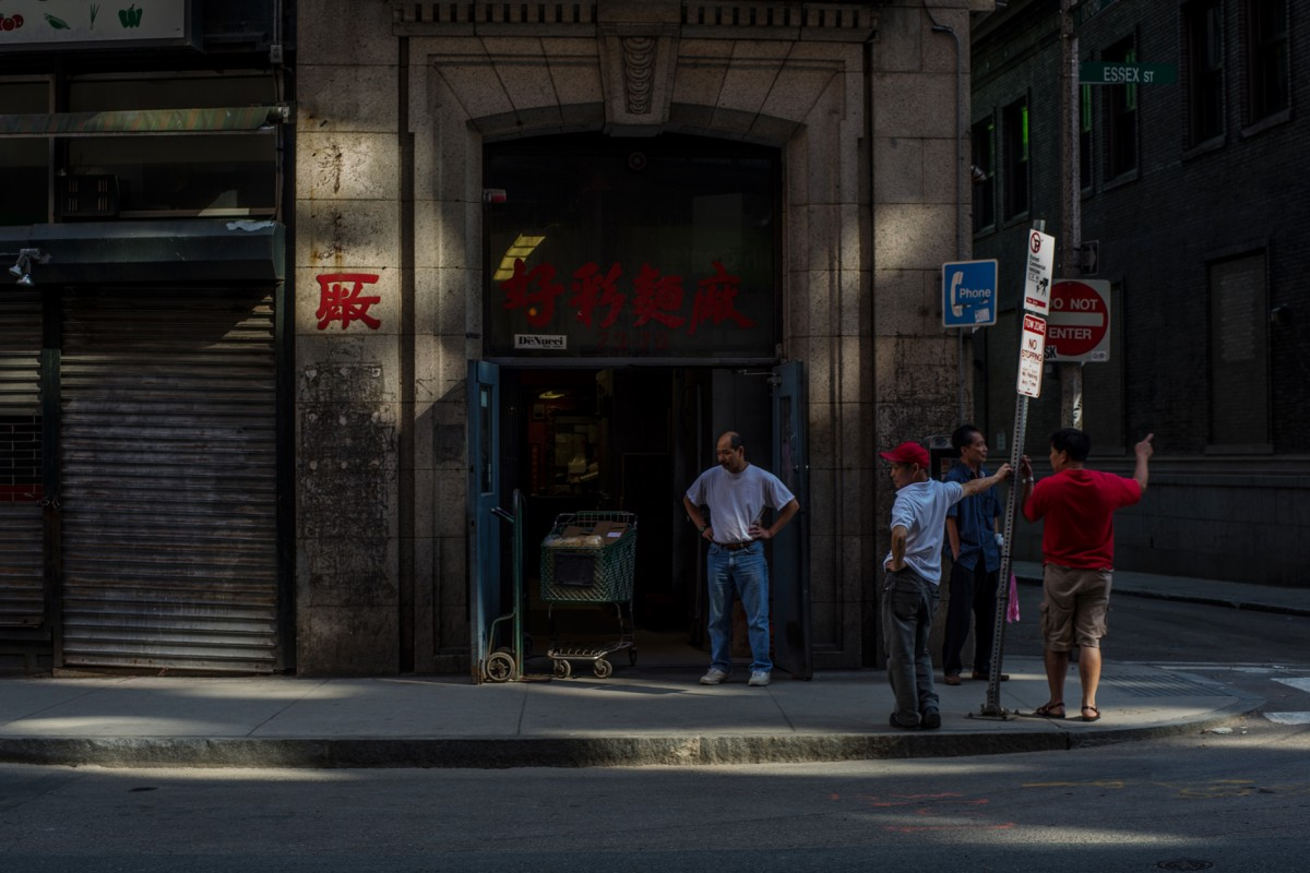 Nextdoor to Chau Chow City – Boston